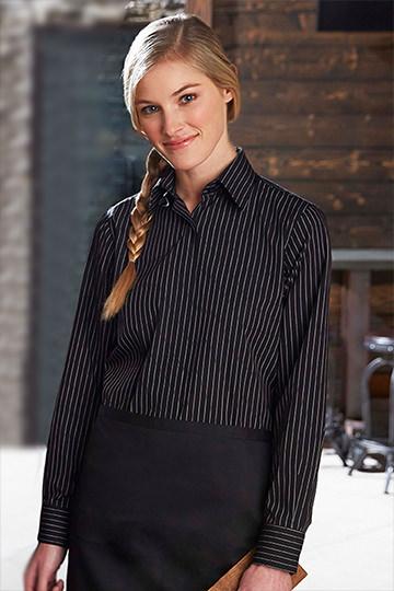 Womens Onyx Dress Shirt [W300CDA]