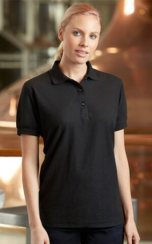 Womens Polo Shirt [L500]