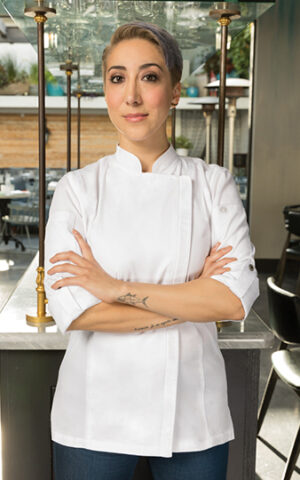 Womens Hartford Chef Coat [BCWLZ005]